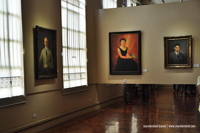 Painting Gallery at National Museum