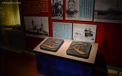 威海 北洋水师博物馆内