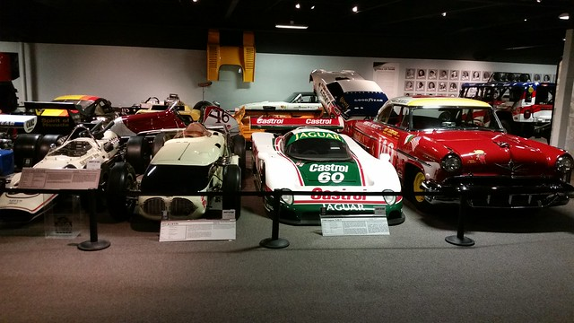Race Cars and Hot Rods
