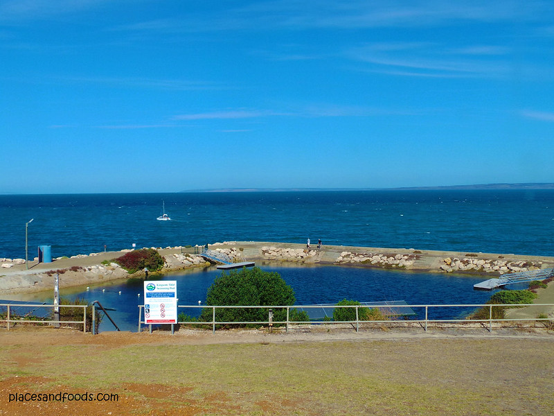 tidal pool kangaroo island
