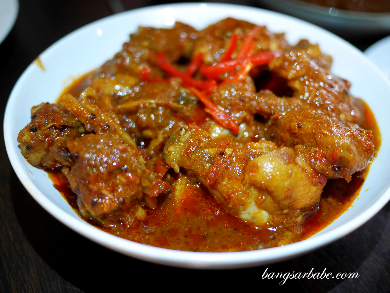 Chicken Curry Dabael