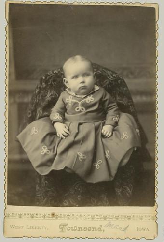 Maude Cabinet Card