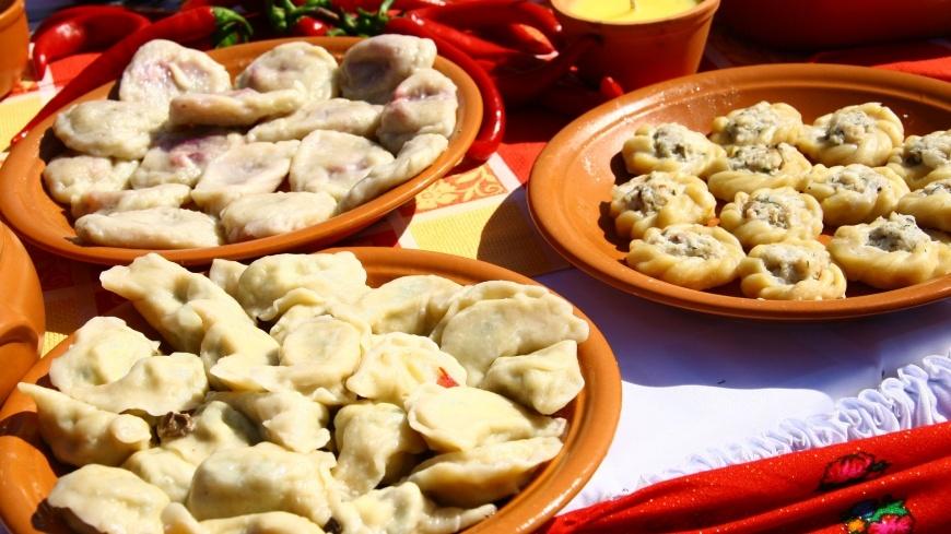 Праздник народной еды «Весёлые шкварки»