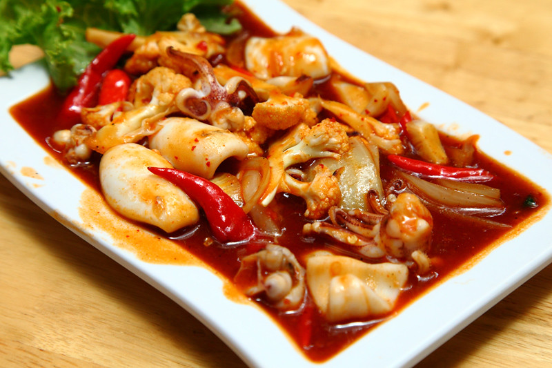 Chilli-Squid