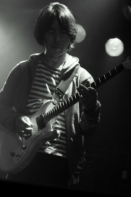 熊のジョン live at Outbreak, Tokyo, 14 Oct 2015. 421