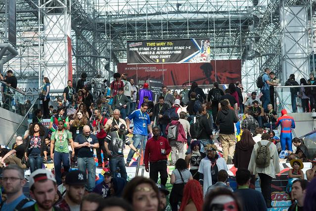 The NYCC Masses Upstairs