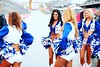 Cowboys cheerleaders smile rain or shine #cowboys #usgp #f1#Formula1 #austin #texas #track #girls #cheerleaders #cowboys #racing #usa #texas #austin #cota #instagood #insta #rain #thunderstorm #clouds #wind #shorts #sexy