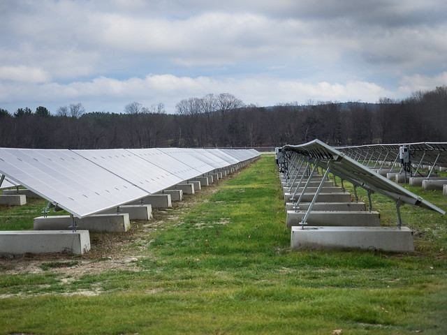 Peterborough Solar Array