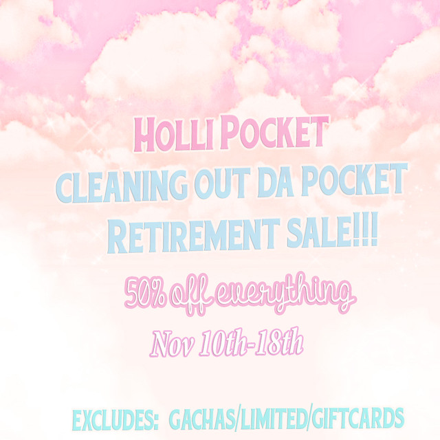 HolliPocket Sale