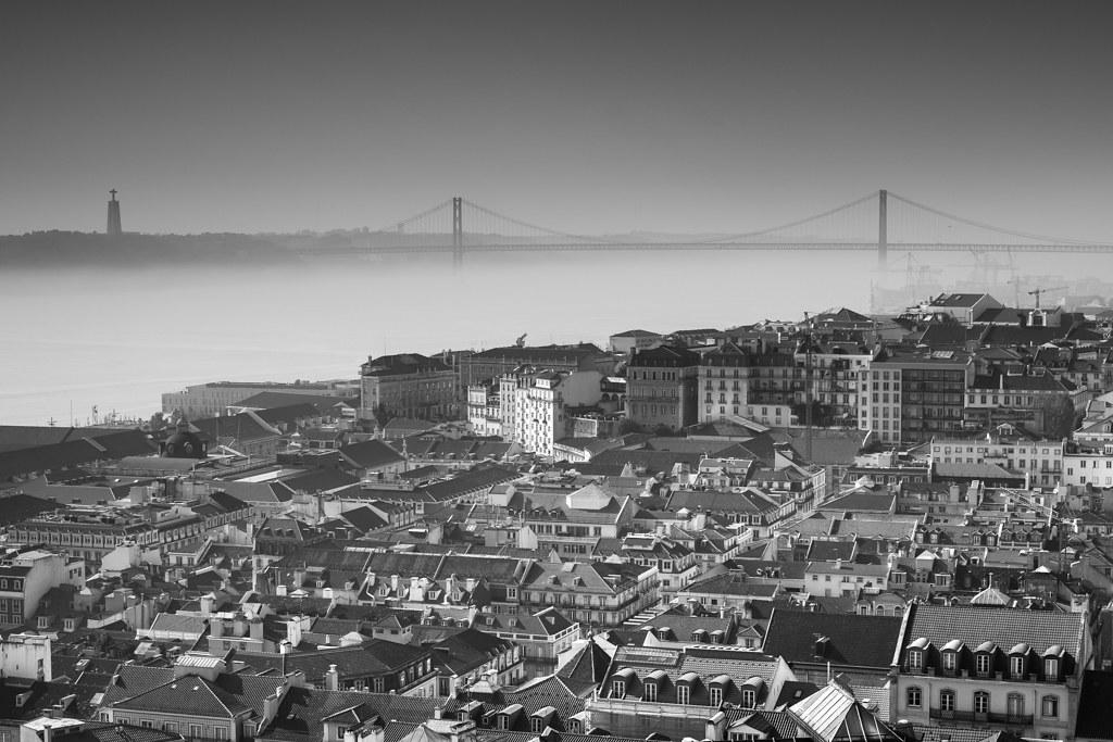 Lisbon Fog