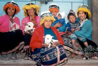 Peru Sacred Valley Women