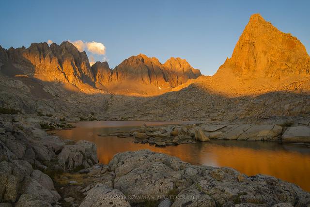 Reflective Alpenglow