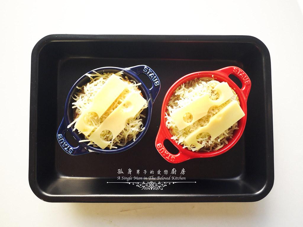 孤身廚房-小小偷吃步的法式洋蔥濃湯27