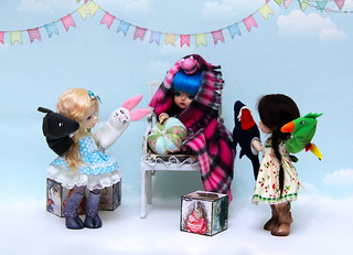 Today I am... in sorrow. For ~a doll a day~