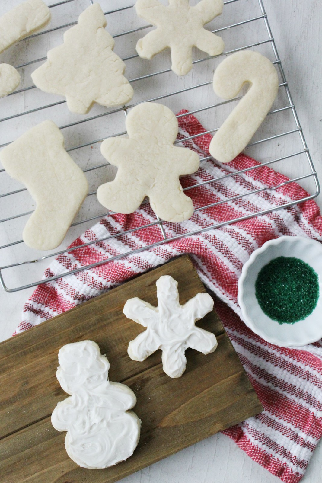 the best sugar cookies // ginger snaps blog