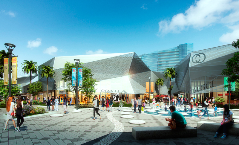 Penang Design Village Premium Outlet building