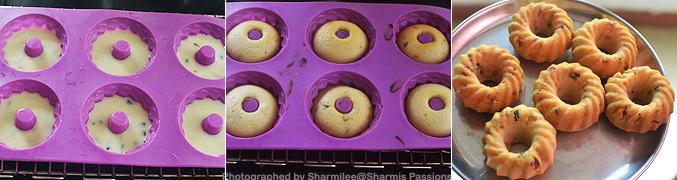 How to make Eggless Whole Wheat Vanilla Muffins Recipe - Step5