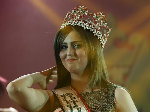 В Іраку вперше з 1972 року пройшов конкурс краси