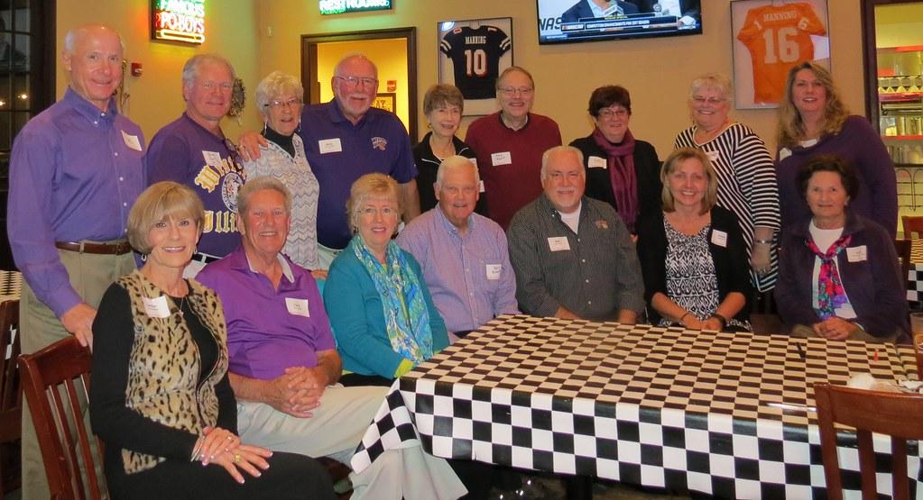 Gulf Shores Alumni & Friends Social, 1/23/17