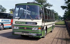 Green Coaches, Thorney