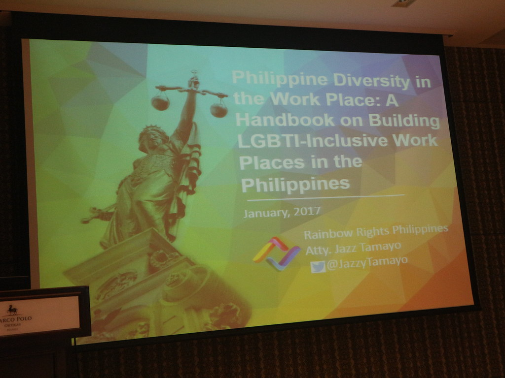 Executive Dialogue: Implementing LGBTI inclusion in Asia