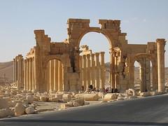 Arche triomphale de Palmyre