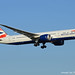 British Airways 789 g-zbkh