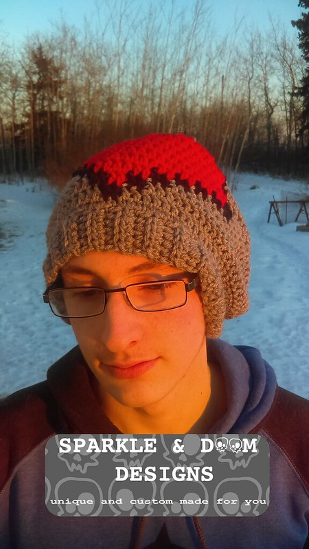 8bit Heart Toque01c