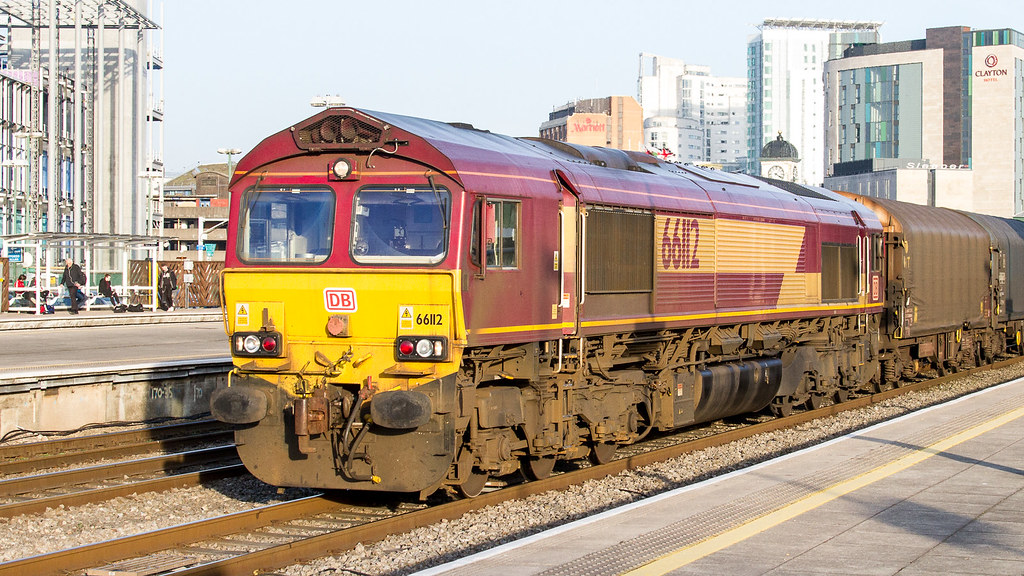 DBS 66112 Cardiff Central