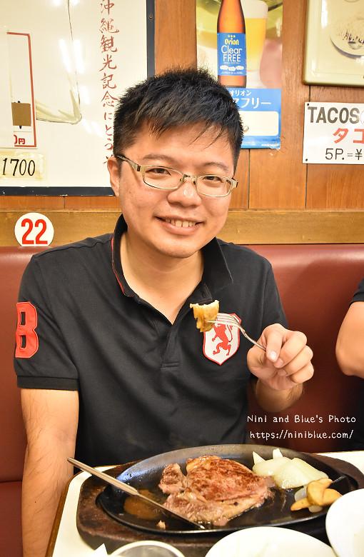 日本沖繩必吃美食傑克牛排25