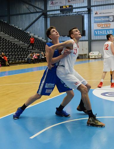 Grande Finale Fribourg Académie U16m -  Swiss Central Basket 17