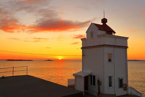 hordaland solnedgang skyer sveio sletta norway norge norwegen