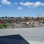Construction of the Abilities Centre