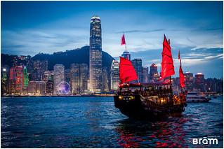 Hong Kong Duk Ling Boat contact me for quality print www.momentsbybram.com