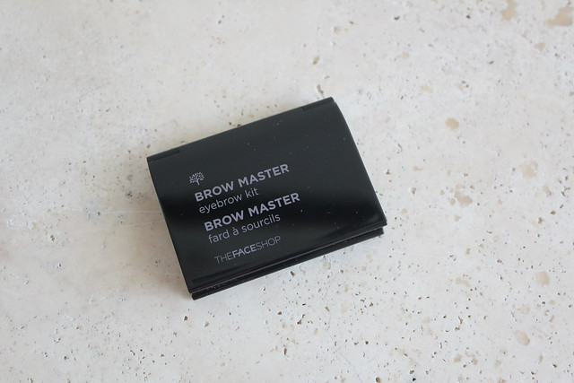 The Face Shop Brow Master Eyebrow Kit review