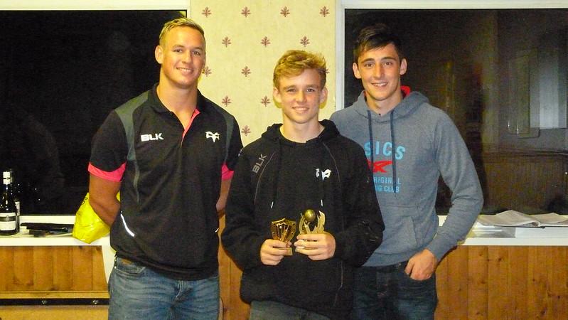 West Glamorgan U15 & Player of the Year
