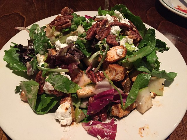Tavern chopped salad - George's Corner Restaurant