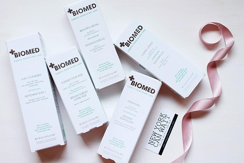 Biomed: Organic Medical Skincare. Prodotti naturali ed organici di alta qualità