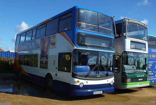 Stagecoach Norfolk 18348 AE55 DKV, King's Lynn (c) Jamie Armstrong