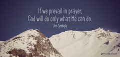 Prevail in Prayer