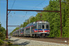 Westbound SEPTA Local - Yardley PA