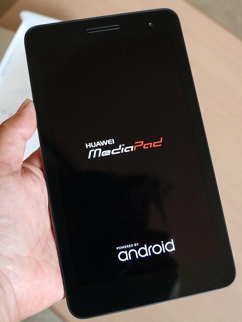 ファーウェイ タブレット MediaPad T1 7.0