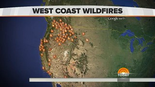 Wildfires of the West
