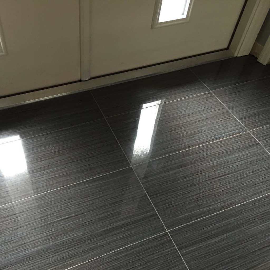 Foyer Tile Grout : Finished the tile foyer in land o lakes florida