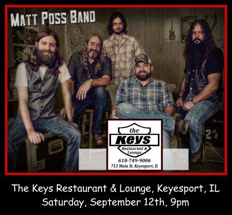 Matt Poss Band 9-12-15