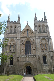 Selby Abbey, West Yorkshire