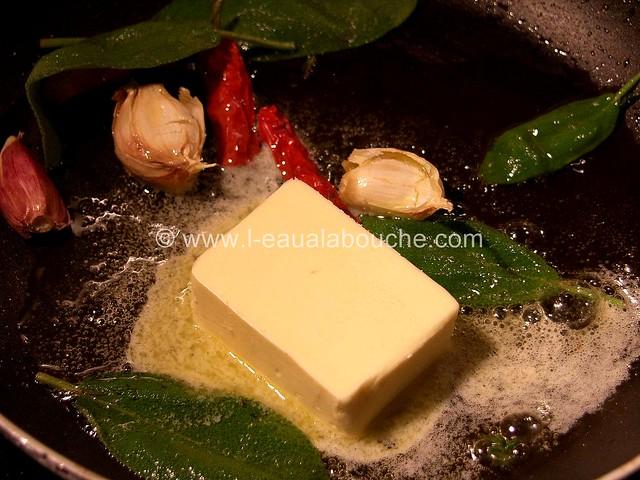 Gnocchi aux Cèpes à la Sauge &Thym © Ana Luthi  Tous droits réservés 16