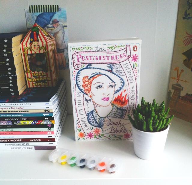the postmistress sarah blake uk book blog