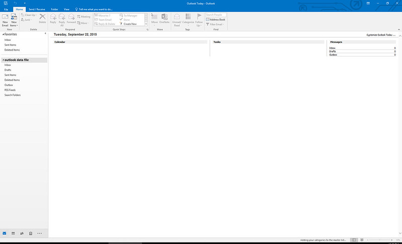 Outlook – Microsoft Office 2016 For Windows