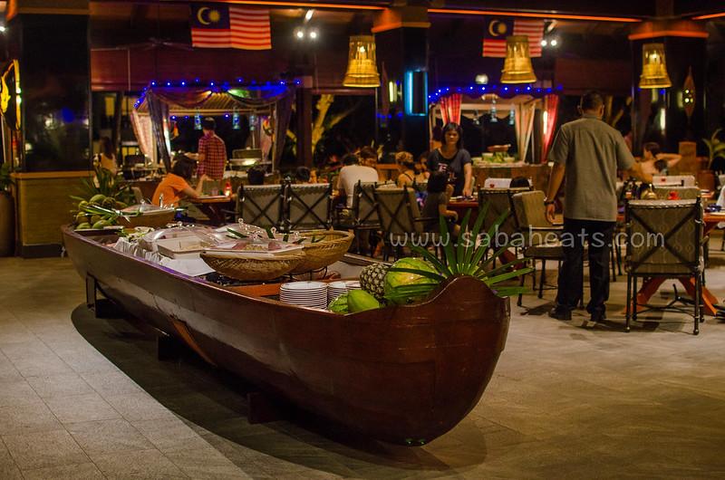Nexus Resort at Karambunai